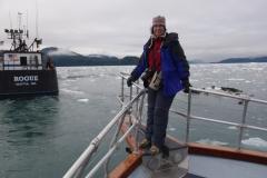 2010 - Camino al glaciar Columbia